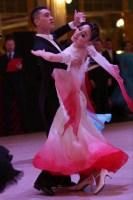 Jin Dezhao & Zhang Danqing at Blackpool Dance Festival 2018
