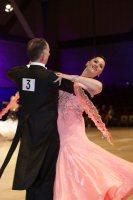 Howard Lewis & Gillian Lewis at International Championships 2016