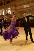 Anton Lam-Viri & Anastasiya Savinskaya at Blackpool Dance Festival 2018