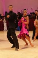 Lukas Alisauskas & Simona Grubeviciute at Blackpool Dance Festival 2018