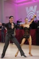 Daniel Falkenberg & Zhanna Sablina at Blackpool Dance Festival 2018