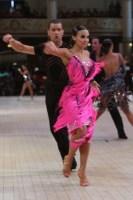Vincent Corriveau & Bianca Champagne at Blackpool Dance Festival 2018