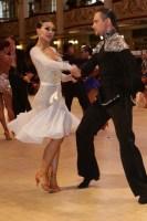 Adam Fedko & Joanna Fedko at Blackpool Dance Festival 2018