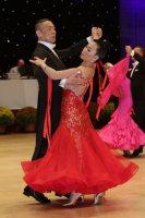 Edmand Yim & Enid Mak at International Championships 2016