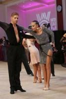 Jason Cicard & Regina Kleinfelder at Blackpool Dance Festival 2018