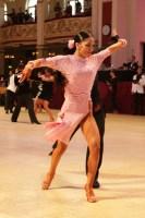 Aleksandr Altukhov & Cheyenne Murillo at Blackpool Dance Festival 2018