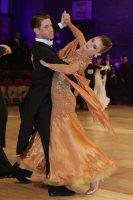Alessandro Bidinat & Anna Carbone at International Championships 2016