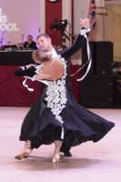 Alessandro Bidinat & Anna Carbone at Blackpool Dance Festival 2017