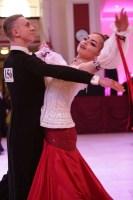 Aleksey Degtyarev & Aleksandra Golovchenko at Blackpool Dance Festival 2018