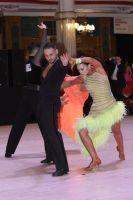 Daniele Fulvi & Veronica Criscione at Blackpool Dance Festival 2017