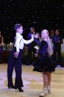 Noah Latham & Sienna-Grace Burke at International Championships 2016