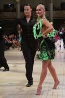 Andrei Boldyrev & Daniela Roze Kutischev at Blackpool Dance Festival 2018