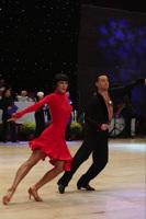 Alexey Karaulov & Vlada Karaulov at International Championships 2016