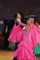 Norberto Santangelo & Hilary Harvey at International Championships 2016