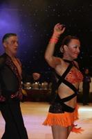 Ignazio Contu & Luisella Zapparoli at International Championships 2016