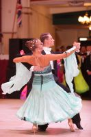 Jan Goerling & Zoe-Marlen Boche at Blackpool Dance Festival 2017