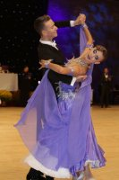 Krystian Baryczka & Anna Korzycka at International Championships 2016