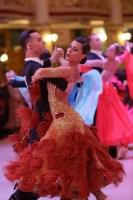 Alexander Borisov & Sofia Shchipskaya at Blackpool Dance Festival 2018