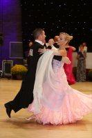 Steve Everington & Sarah Everington at International Championships 2016