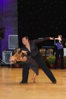 Robert Gurney & Cindy Gurney at International Championships 2016