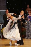 Glenn Richard Boyce & Caroly Jänes at International Championships 2016