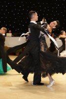 Matteo Conti & Michela Vagni at International Championships 2016