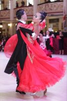 Wang Gaoyang & Zhan Fei Wang at Blackpool Dance Festival 2017