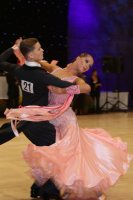 Anton Ermakov & Irma Bolotaeva at International Championships 2016