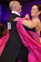 Lee Ash & Linda Ash at International Championships 2016