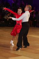 Maxim Morris & Mercedes Birch at International Championships 2016