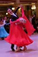 Bogdan Alekseev & Olesya Karas at Blackpool Dance Festival 2018