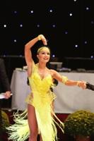 Richard Lifshitz & Laura Robinson at International Championships 2016
