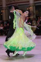 Ling Jun Chen & Lau Suk Lee at Blackpool Dance Festival 2017