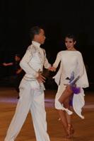 Li Jia Qing & Han Yi Yan at International Championships 2016