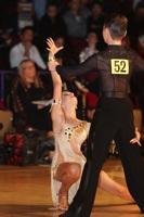 Andrey Sokolov & Veronika Yakovleva at International Championships 2016