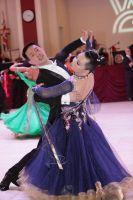 Yao Wei Dong & Yu Su Hsia at Blackpool Dance Festival 2017