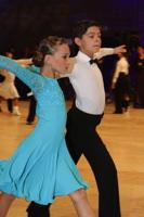 Anton Lewis & Sophia Smith at International Championships 2016