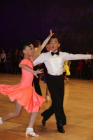 Zijun Zeng & Yifang Yao at International Championships 2016
