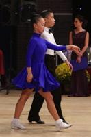 Jinliang Chen & Lili Xiao at International Championships 2016