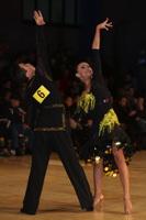 Liu Dingbo & Silu Luo at International Championships 2016