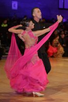 Luca Marzi & Sonia Febbraro at International Championships 2016
