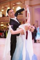 Marco Barbera & Federica D'Orazi at Blackpool Dance Festival 2017