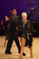 Mathieu Marechal & Victoria Feneley at International Championships 2016