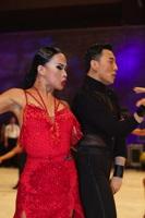 Xiao Liu & Ashley Nichole Luna at International Championships 2016