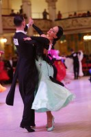 Marcus Mitchell & Tetyana Panchenko at Blackpool Dance Festival 2018