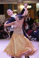 Dominik Frach & Julia Wojcicka at Blackpool Dance Festival 2017