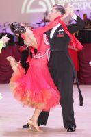 Tony Cooperman & Rickie Taylor at Blackpool Dance Festival 2017
