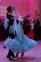Tony Cooperman & Rickie Taylor at Blackpool Dance Festival 2018