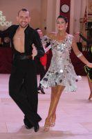 Anton Goncharov & Olga Andrianova at Blackpool Dance Festival 2017