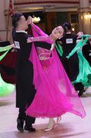 Xu Shuai Hua & Zhu Chao Yi at Blackpool Dance Festival 2017